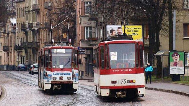 У Львові не вистачає близько 120 водіїв трамваїв