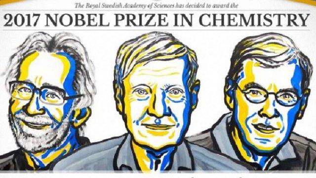 Нобелівську премію з хімії присудили за кріоелектронну мікроскопію