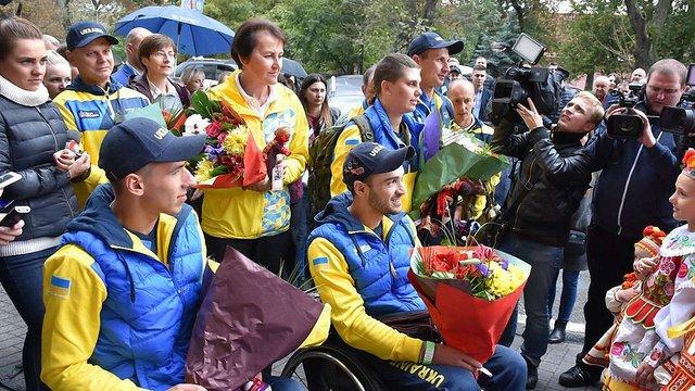 Військові з Львівщини привезли чотири медалі з «Ігор нескорених»