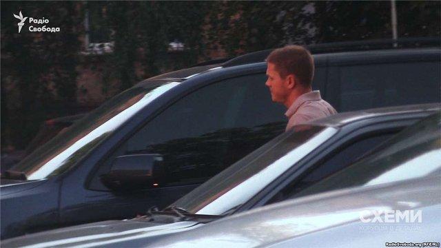 Посадовець Нацполіції, у якого виявили незадекларований BMW, звільнився після розслідування ЗМІ