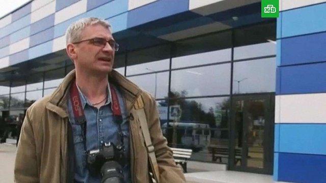 Правоохоронці затримали в Києві кореспондента російського телеканалу НТВ