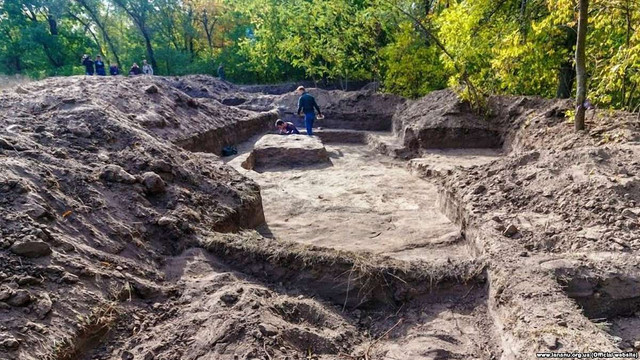 Археологи знайшли одну з найдавніших осель міста Дніпра початку XVII сторіччя