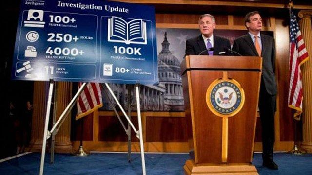 Комітет з розвідки Сенату США частково підтвердив факт втручання РФ у вибори 2016 року