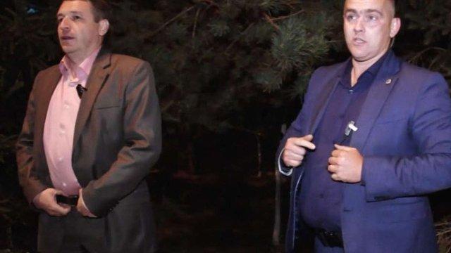 Трьох співробітників УДО покарали  через конфлікт з журналістами програми «Схеми»