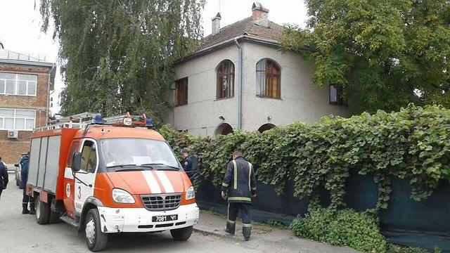 Після пожежі в приватному садку у Львові річна дівчинка потрапила в лікарню з отруєнням димом
