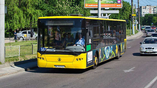 Львівське АТП-1 заплатить майже ₴20 млн за придбані перед Євро-2012 автобуси ЛАЗ