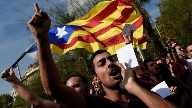 Конституційний суд заборонив парламенту Каталонії розглядати питання про незалежність регіону