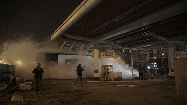Суд заборонив будівництво скандальної АЗС на вулиці Ревуцького у Києві