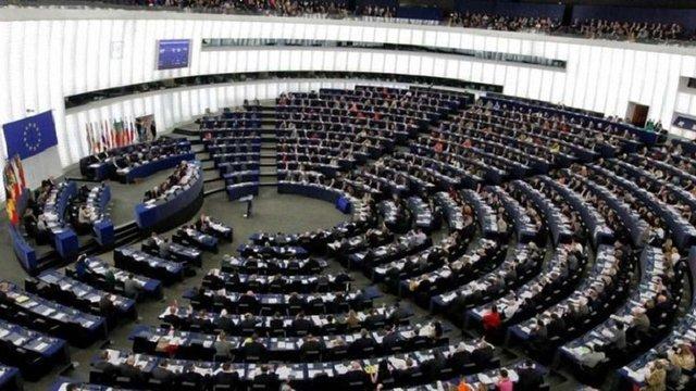 Європарламент прийняв резолюцію про порушення Росією прав людини в Криму