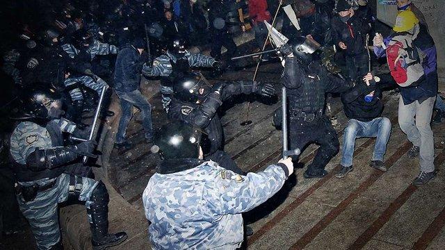 ГПУ повідомила про підозру двом «беркутівцям» у розгоні студентів на Майдані Незалежності