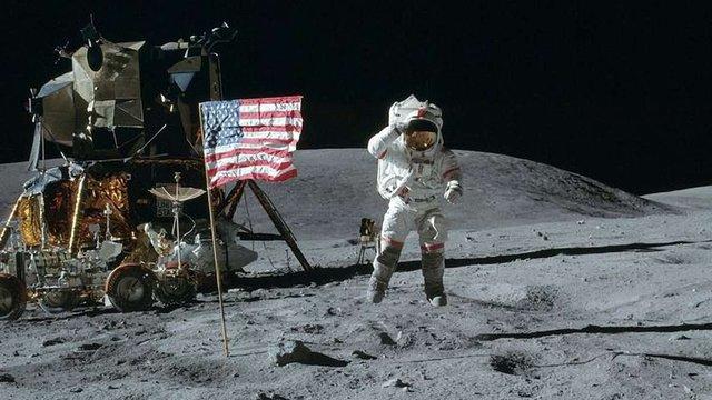 США планують знову висадити астронавтів на Місяць
