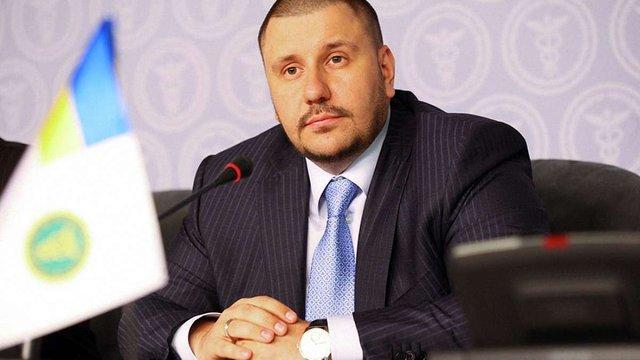 Арештоване майно екс-міністра Клименка передали Нацагентству з повернення активів