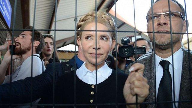 Суд у Мостиськах розглядатиме справу щодо Юлії Тимошенко