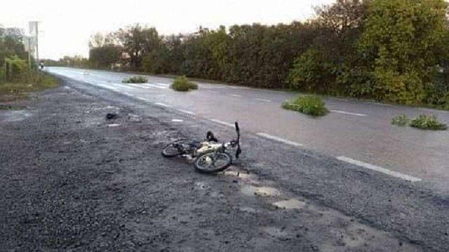 На Сокальщині автомобіль збив на пішохідному переході 7-річного хлопчика