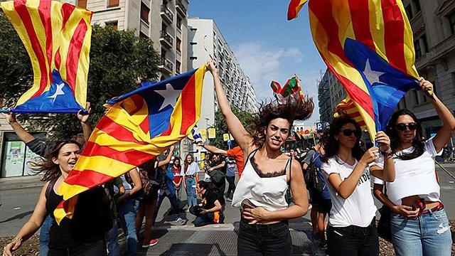 Влада Каталонії оголосила остаточні результати референдуму