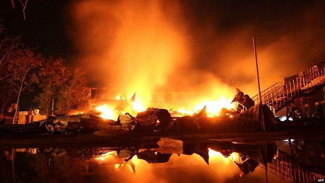 Суд залишив під вартою директора табору «Вікторія», де сталася пожежа