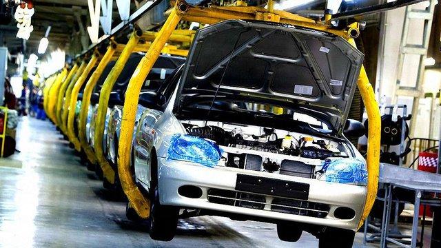 Автовиробництво в Україні зросло на 77% з початку року