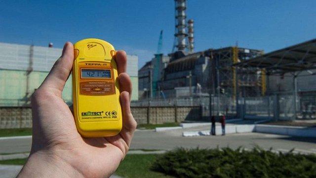 У повітрі над Україною та ЄС підвищився рівень радіоактивного елемента рутенію
