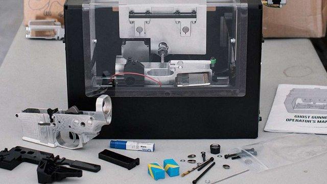 У США надійшов у продаж 3D-принтер для друку зброї