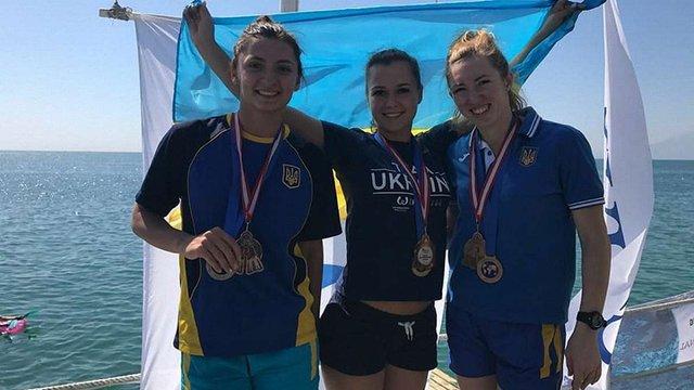 Україна здобула 39 медалей на Кубку світу з підводного плавання у Туреччині