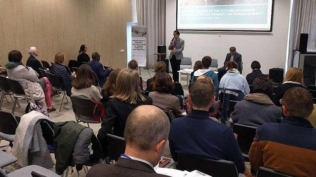У Львові відбувається міжнародна конференція про сучасні виклики для християн та майбутнє Європи