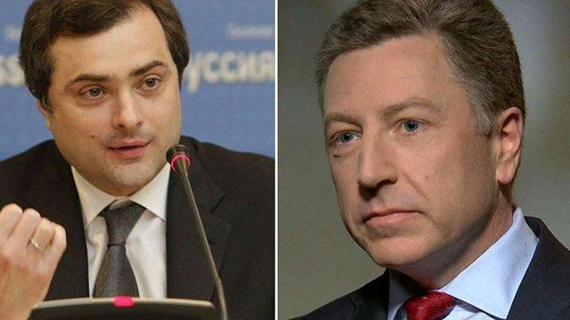 Спецпредставники США і РФ з питань України обговорили ситуацію на Донбасі