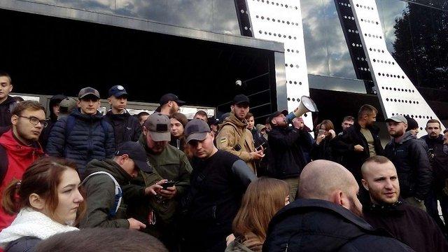 У Львові заблокували проведення концерту Сергія Бабкіна
