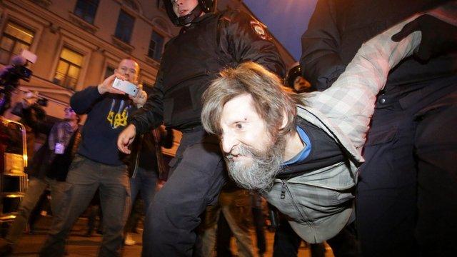 На акціях підтримки Навального затримали більше сотні осіб у 25 містах Росії