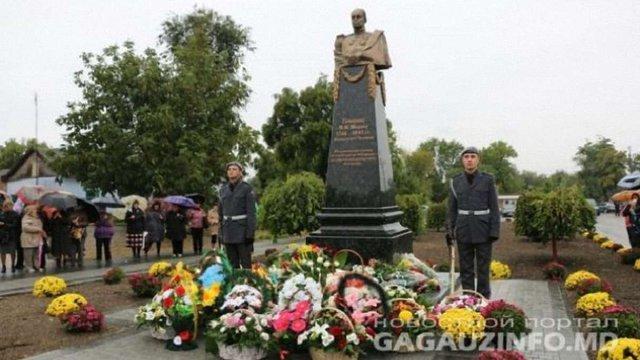 На Одещині замість Леніна встановили пам'ятник генералові Російської імперії