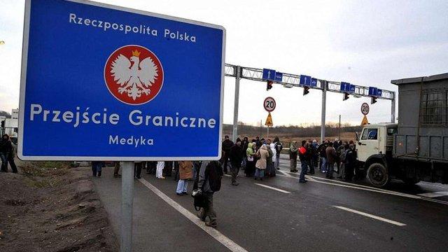 Польща недофінансовує побудову пунктів пропуску на кордоні з Україною – ЗМІ