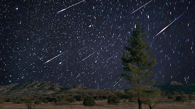 В ніч проти 9 жовтня українці зможуть спостерігати в небі метеоритний дощ