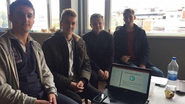Львівські студенти розробили додаток для моніторингу наповненості смітників у місті