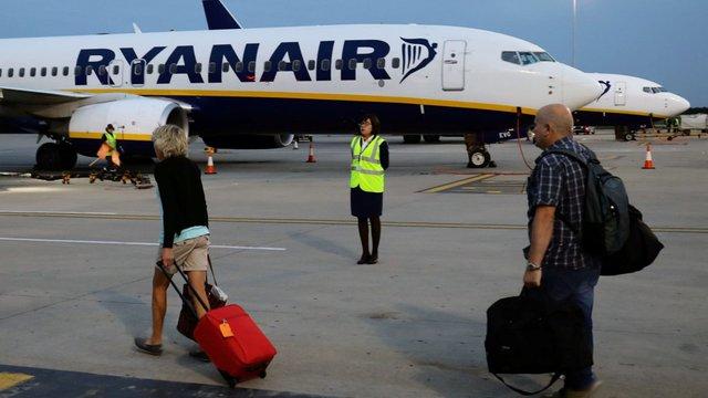 Ryanair звільнив операційного директора через скандал зі скасуванням рейсів