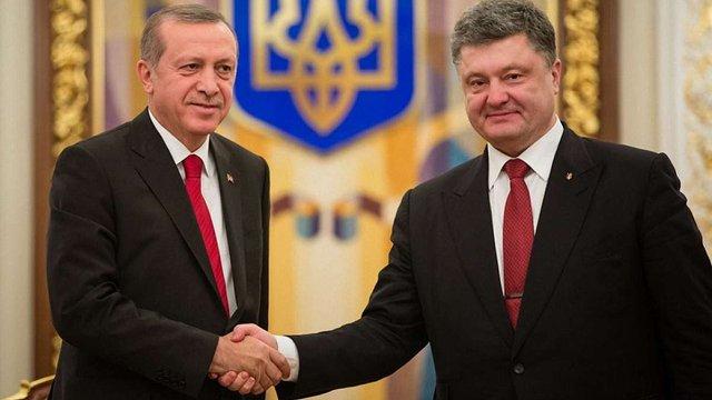 Президент Туреччини приїде до Києва на перемовини