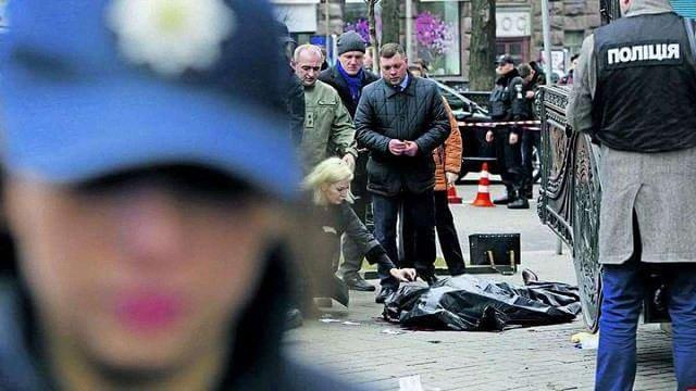 Вбивцею Вороненкова виявився колишній чоловік його дружини, – ГПУ