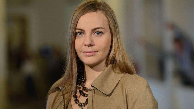 Депутатка від «Самопомочі» очолила юридичний комітет ПАРЄ