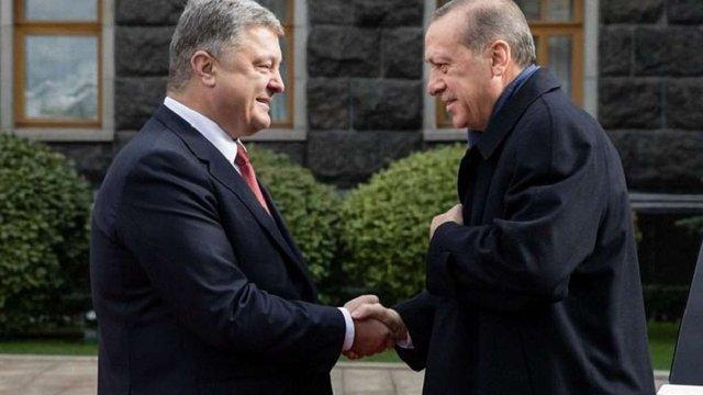 Україна розраховує на залучення Туреччини до міжнародної групи із деокупації Криму, – Порошенко