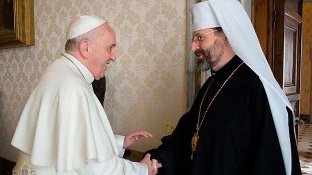 Папа Франциск про Україну: Щодня молюся, щоб припинилася війна