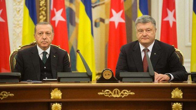 Україна і Туреччина домовилися про збільшення товарообігу до $10 млрд
