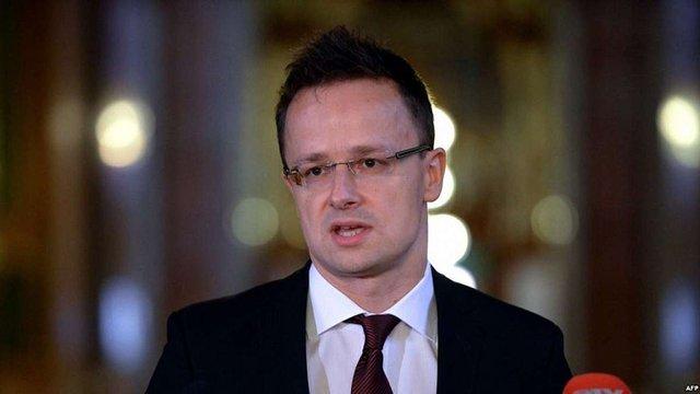 Угорщина хоче перегляду Угоди Україна-ЄС через закон «Про освіту»