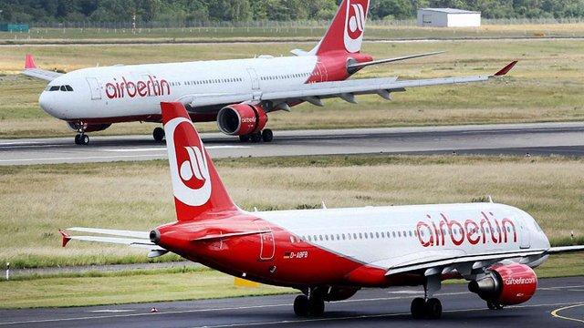 Друга за величиною авіакомпанія в Німеччині припинить польоти наприкінці жовтня