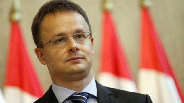 Голова МЗС Угорщини відмовився їхати з Клімкіним на Закарпаття