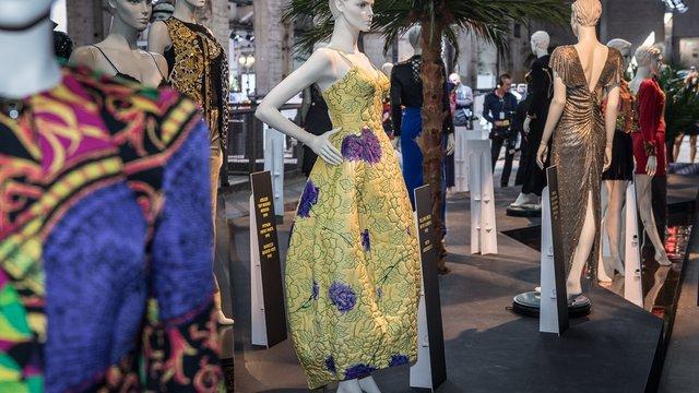 Під час Львівського тижня моди покажуть роботи Джанні Версаче