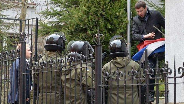 У Росії заочно заарештували Парасюка і ще трьох українців