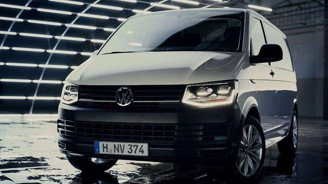 Volkswagen заборонив продавати свої вантажівки і спецтехніку в окупованому Криму
