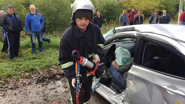 Водій легковика загинув на Тернопільщині внаслідок зіткнення з рейсовим автобусом
