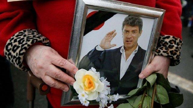 У Києві планують назвати сквер на честь російського політика Бориса Нємцова