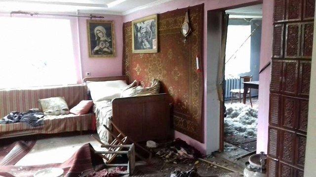 У Перемишлянському районі у житловому будинку вибухнув газ