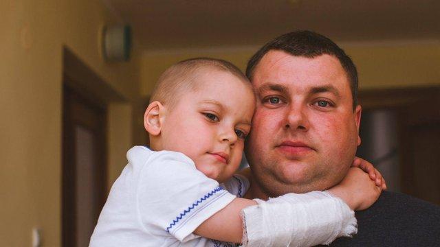 Для трирічного Ореста Бобка з Городка за 14 годин зібрали ₴410 тис.