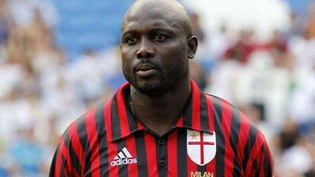 Найкращого футболіста світу 1995 року Джорджа Веа обрали президентом Ліберії